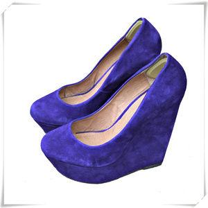 Aldo high heel wedge NWOT
